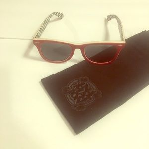 In4mation sunglasses Checkerboard